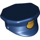 LEGO Dark Blue Policeman Hat (15924)