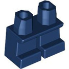 LEGO Dark Blue Short Legs (41879)