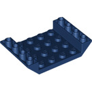 LEGO Slope 4 x 6 (45°) Double Inverted with Open Center without Holes (30283 / 60219)