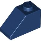 LEGO Dark Blue Slope 45° 1 x 2 (3040)