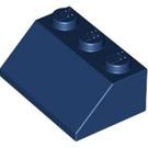 LEGO Dark Blue Slope 45° 2 x 3 (3038)