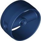 LEGO Dark Blue Technic Cylinder with Center Bar (41531)