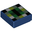 LEGO Tile 1 x 1 with Decoration with Groove (25085)