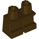 LEGO Dark Brown Short Legs (41879 / 90380)