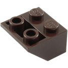 LEGO Dark Brown Slope 2 x 2 (45°) Inverted (3660)