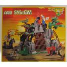 LEGO Dark Dragon's Den Set 6076 Packaging