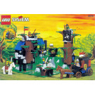 LEGO Dark Forest Fortress Set 6079