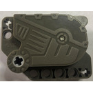 LEGO Dark Gray Pullback Motor 7 x 5 x 3