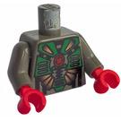 LEGO Dark Gray Stingray 2 Torso