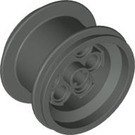 LEGO Dark Gray Wheel 49.6 x 28 VR (6595)