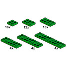 LEGO Dark Green Plates Set 10059