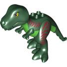 LEGO Dark Green T-rex 8 x 6 x 4 (60764)