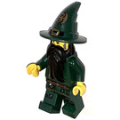 LEGO Dark Green Wizard Minifigure