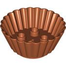 LEGO Duplo Cupcake Liner 4 x 4 x 1.5 (18805 / 98215)