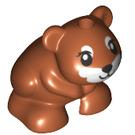 LEGO Dark Orange Hamster (24604)