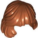 LEGO Dark Orange Minifigure Hair (36037)