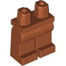 LEGO Dark Orange Minifigure Hips and Legs (73200)