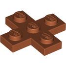LEGO Plate 3 x 3 Cross (15397)