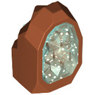 LEGO Dark Orange Rock Crystal (49656)