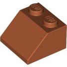 LEGO Dark Orange Slope 2 x 2 (45°) (3039)