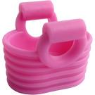LEGO Dark Pink Basket (18658 / 93092)