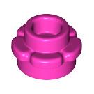 LEGO Dark Pink Flower 1 x 1 (24866)