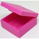 LEGO Dark Pink Gift Parcel with Film Hinge