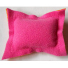 LEGO Dark Pink Pillow Large double-sided