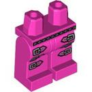 LEGO Dark Pink Pop Star Legs (14997 / 92161)