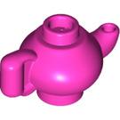 LEGO Dark Pink Teapot (23986)
