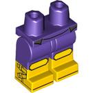 LEGO Dark Purple Batgirl - Smiling Minifigure Hips and Legs (29491)