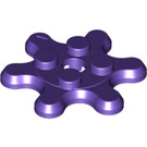 LEGO Dark Purple Gear Wheel 2 x 2 Z6 (35442)
