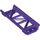 LEGO Dark Purple Girder 2 x 8 with Edges (26022)