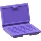 LEGO Dark Purple Laptop (18659)