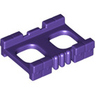 LEGO Dark Purple Minifigure Equipment Utility Belt (27145)