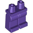 LEGO Dark Purple Minifigure Hips and Legs (73200 / 88584)