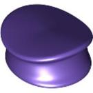 LEGO Dark Purple Police Hat (3624)
