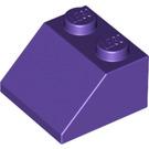LEGO Dark Purple Slope 45° 2 x 2 (3039)