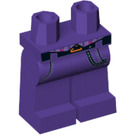 LEGO Dark Purple The Joker Minifigure Hips and Legs (29274)