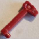 LEGO Dark Red Clone Helmet Rangefinder (61190)