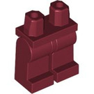 LEGO Dark Red Minifigure Hips and Legs (73200 / 88584)