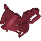 LEGO Dark Red Motorcycle Fairing (89536)