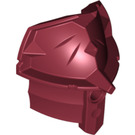 LEGO Dark Red Shoulder Armor with Spikes (54175)