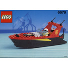 LEGO Dark Shark Set 6679-1