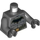 LEGO Dark Stone Gray Batman Minifig Torso (76382)