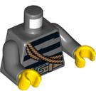 LEGO Burgler Torso with Rope (76382)