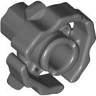 LEGO Dark Stone Gray Clutch 7.5-20 Ncm Male Part (46835)