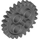 LEGO Dark Stone Gray Gear with 24 Teeth (3648 / 24505)