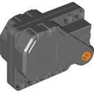 LEGO Dark Stone Gray Pullback Motor 6 x 3 x 5 (12799)