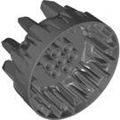 LEGO Dark Stone Gray Rock Wheel 62 x 40mm (27254)